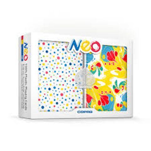 Baralho Copag Neo Ink Estojo Duplo 100% Plástico Naipe Grande a6cb5bd75c7af