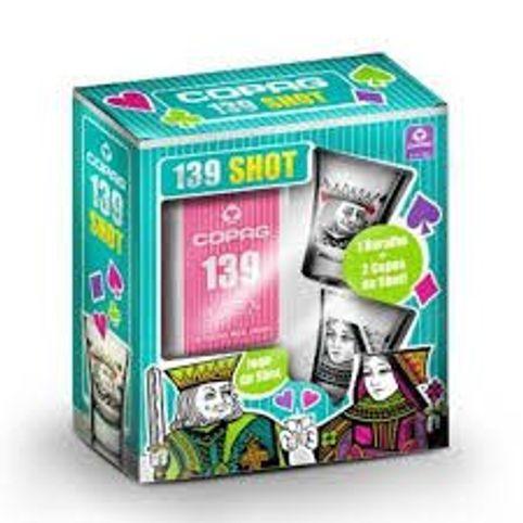 Baralho Copag 139 Shot Rosa 35bf23890d7ba