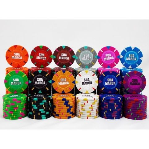 Fichas de Poker Personalizadas 14gms Modelo Prime c82ce4cb85b76