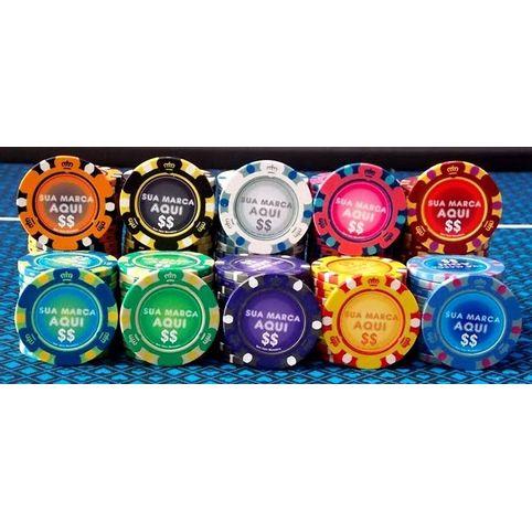 Fichas de Poker Personalizadas 14gms Monte Carlo 3-tone 595e44cf3c96e